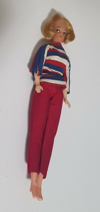 CAMAY VINTAGE DOLL MADE IN HONG KONG  ABOUT 29CM TALL 60S 70S KIDS TOY