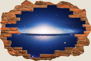 3D-Hole-in-Wall-Spiral-Galaxy-View-Wall-Stickers-Film-Decal-Wallpaper-Mural-860