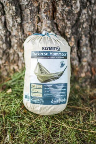 Factory Refurbished Klymit Traverse Camping Hammock