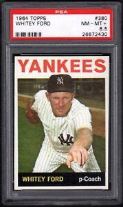 1964-TOPPS-380-WHITEY-FORD-HOF-YANKEES-PSA-8-5-NM-MT-TOUGH-CARD