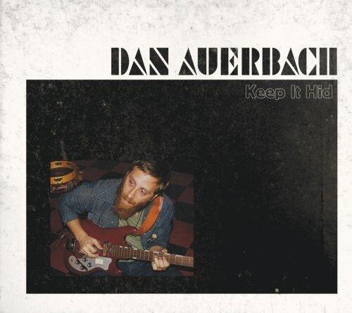1 of 1 - Dan Auerbach - Keep It Hid [New CD]