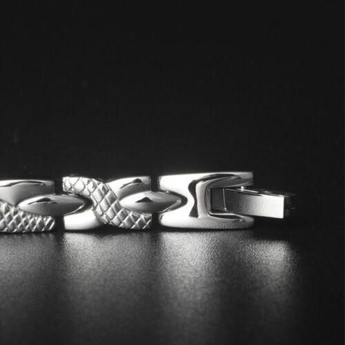 Men Women Therapeutic Energy Healing Magnetic Bracelet Therapy Arthritis Hot New