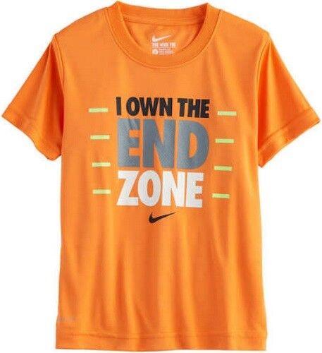 Preschool Boys 4-7 Choose Size Nike Short-Sleeve Graphic Tee