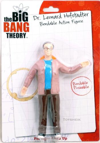 Big Bang Theory Souple Leonard figure par pays des merveilles 004022