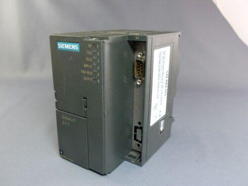 SIEMENS SINAUT ST7 TIM 3V Übertragungsprozessor 6NH7800-3AA00 ES 5445F 6
