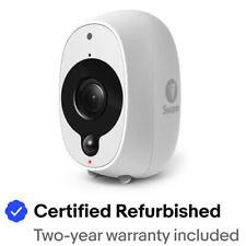 Refurbished Swann Smart Security Camera: 1080p Full HD Wireless Security Camera