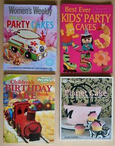 Groovy Womens Weekly Childrens Birthday Cake Book Easy Party Cakes Funny Birthday Cards Online Hetedamsfinfo