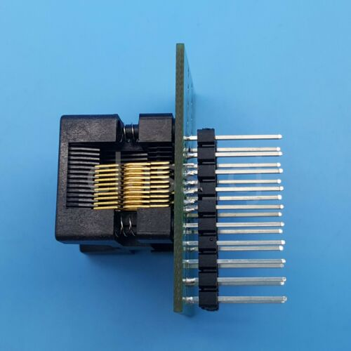 SSOP20 to DIP20 Pitch 0.65mm Programmer Adapter IC Test Socket