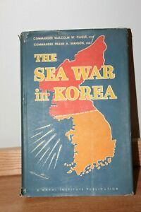 The-Sea-War-in-Korea-by-Malcolm-W-Cagle-and-Frank-Albert-Manson