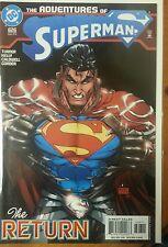Adventures of Superman #626 NM- Michael Turner Cvr Godfall 1 Key DC Comic 1