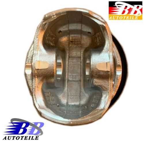 4x Kolben und Ringe Satz Audi Vw 1.8 L TFSI TSI Skoda Seat A3 A4 Q5 jetta Passat