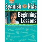 Beginning Lessons Resource Book 1 Spanish for Kids Diana Isaza Paperback