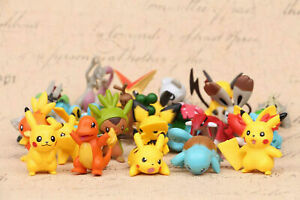 Pokemon-GO-High-Quality-Pikachu-Figures-24-Pcs-Set-Cake-Topper-Party-Toy-Gift