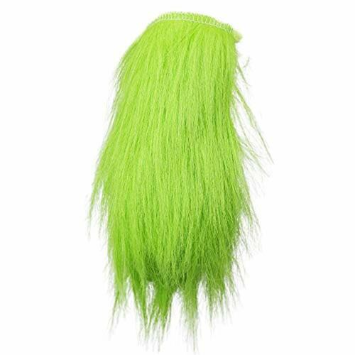 Grinch Plush Glove Christmas Halloween Deluxe Party Cosplay Props XMAS