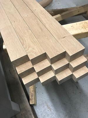 Kantholz Leisten Eiche Massiv Holz Brett Balken Drechselholz