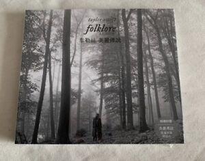 Taylor Swift folklore Taiwan Press Brand New