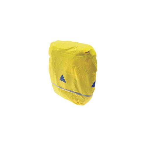 Axiom 30 Liter Pannier Rain Cover Yellow