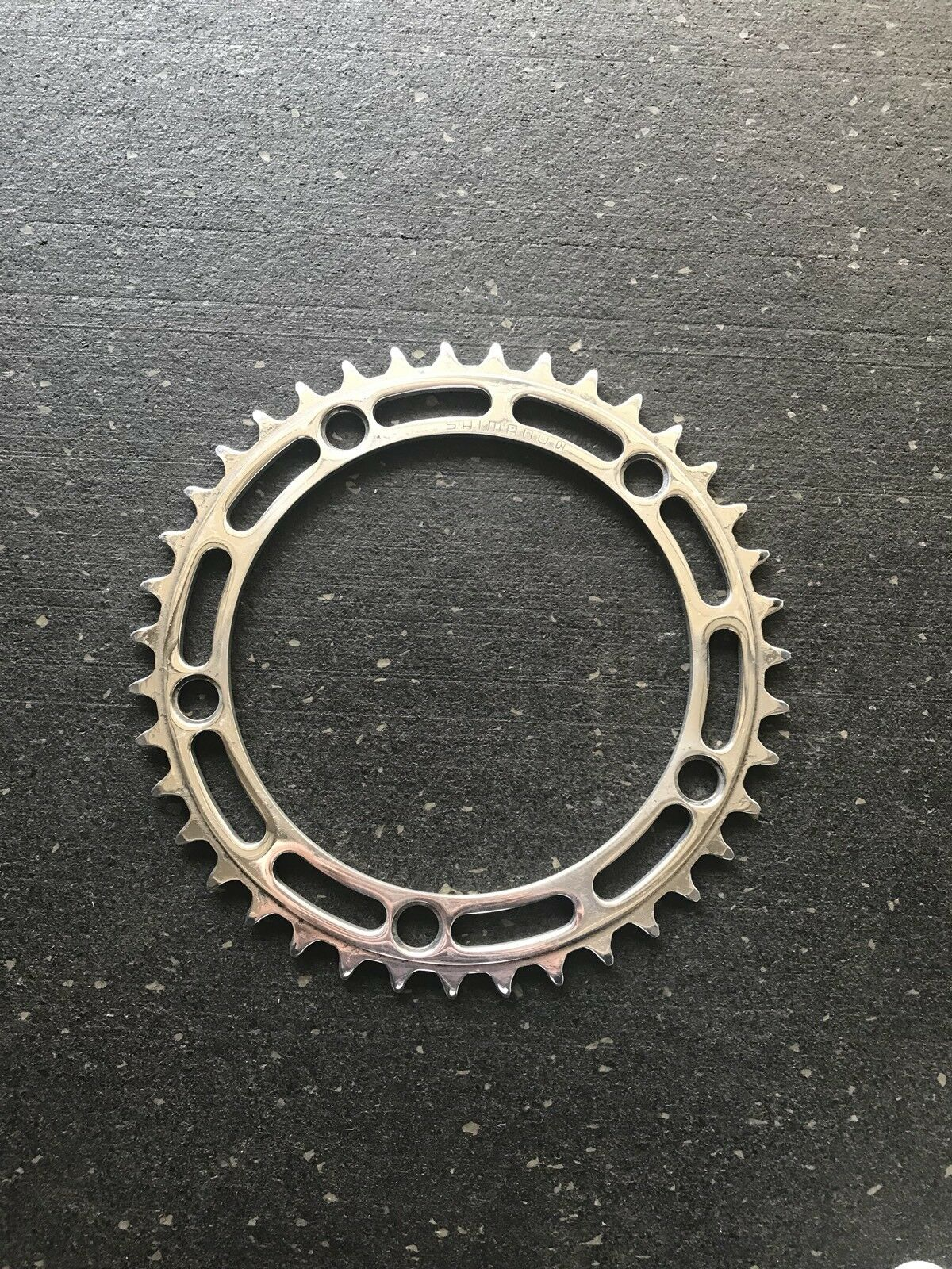 Shimano  39T Chainring Vintage-130BCD