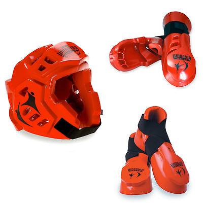 Pink Macho Warrior Kicks Sparring Shoes
