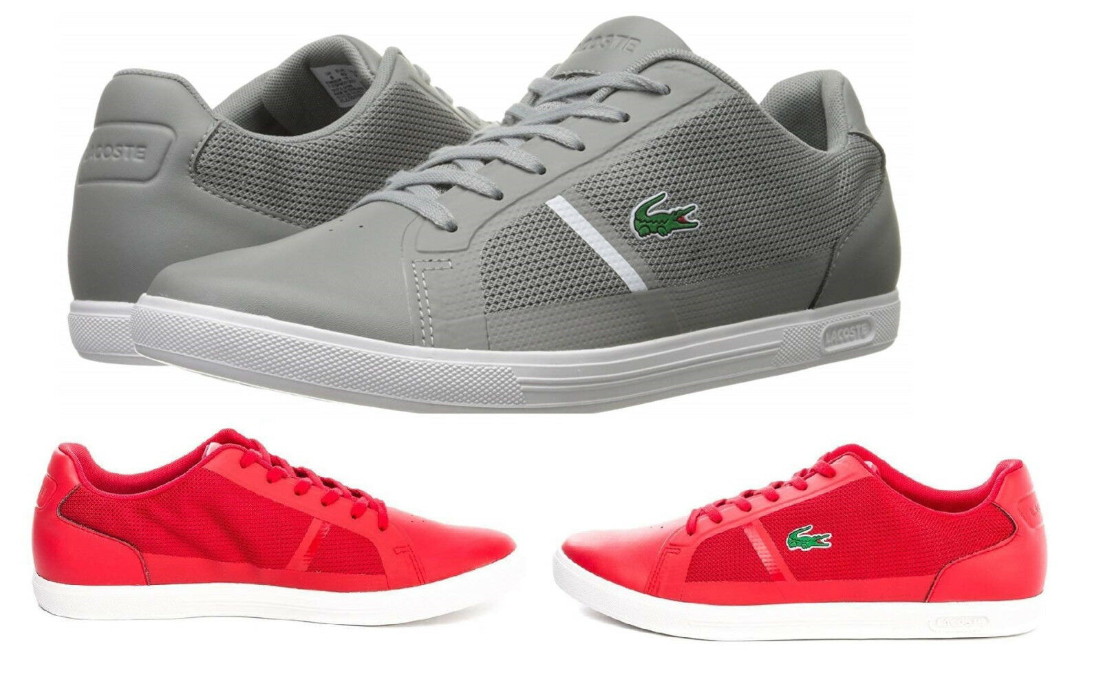 NEW Lacoste Men's Strideur Comfort Sneakers Casual shoes