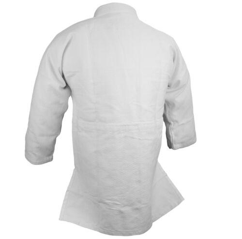 Judo Gi Uniform Single and Double Weave Kimono Cut by Olympic Standards
