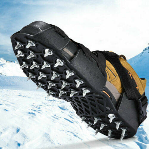 Steel Snag Outdoor Anti-slip Grips Spikes Shoes Cover For Snow And Ice Hiking