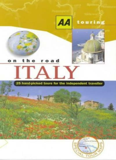 Touring Italy (AA World Travel Guides) By Paul Duncan