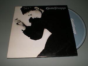 FRENCH-CD-PROMO-GOLDFRAPP-UTOPIA-CARDBOARD-SLEEVE-SAMPLER-EDITION-COLLECTOR-2000