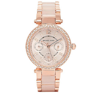 Michael-Kors-Ladies-Parker-Ceramic-Watch-MK6110