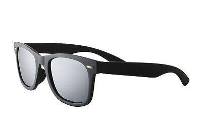 Adattabile Matt Black Polarizzato Specchiato Trendy Wayfare Occhiali Da Sole A Buon Mercato Uv400-mostra Il Titolo Originale Sapore Puro E Delicato