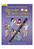 Recorder Excellence - Student Book (book Only)