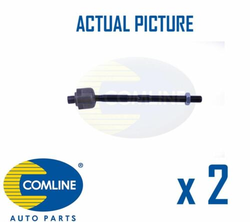 2 x FRONT TIE ROD AXLE JOINT TRACK ROD PAIR COMLINE OE REPLACEMENT CTR3086