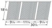 Sam's Club Replacement Stainless Steel Gas Grill Grid, 3 Pack