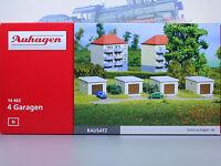 Auhagen 14463 - Garagen