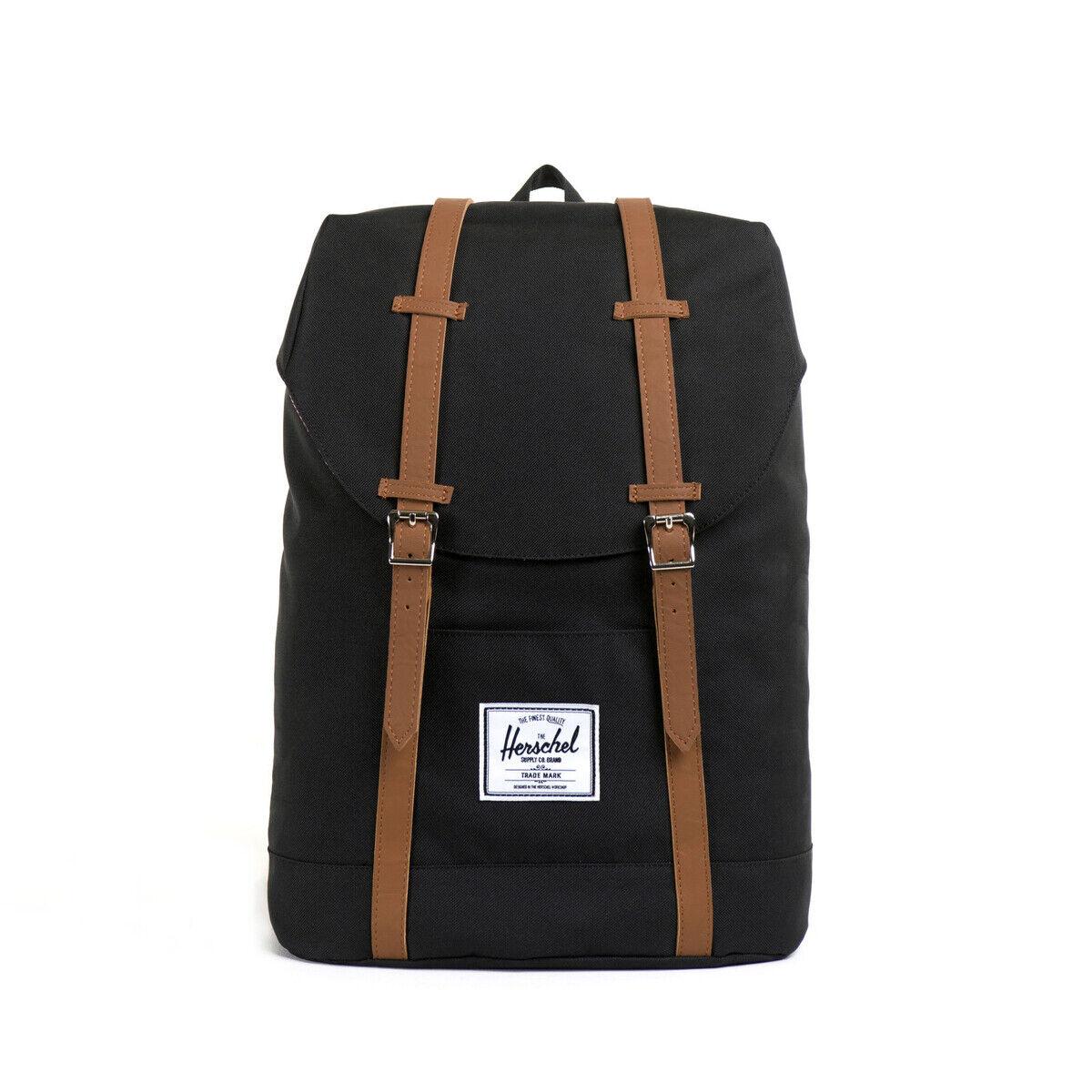 Herschel Retreat Backpack Laptop Rucksack Trekkingrucksack Schulrucksack 10066