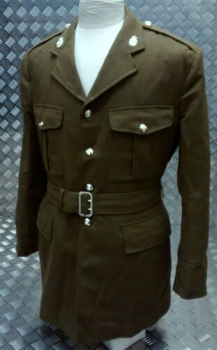 Genuine Vintage British Army No2 Dress Jacket. H. Lottery & Co Ltd 104cm Chest