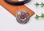10X-Bohemian-3D-Flower-Turquoise-Conchos-For-Leather-Craft-Keychian-Wallet-Decor miniatuur 26