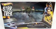 STAR TREK INTO DARKNESS : KLINGON BIRD OF PREY DIE CAST MODEL BY MATTEL (TK)