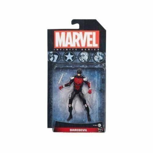 Daredevil Avengers Équipe Costume Marvel Infinite Series FIGURINE