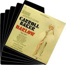 "(150) 12NS14BK60DI 12"" Black Record LP Divider Bin Cards Heavy Duty Sloped 60Mil"