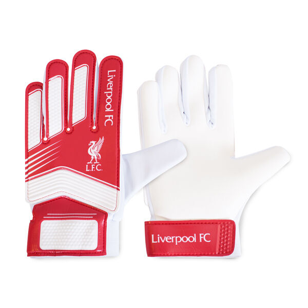 Liverpool FC Portero Fútbol Guantes Niño Niña Con Licencia Licencia Licencia Oficial  calidad auténtica