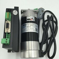 180W CNC Brushless DC Servo Motor Dirve Kit 0.57Nm 3000rpm BLM57180-1000+ACS606