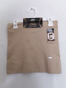 Trustful Womens Tummy Tamer Midriff Slimmer Size Xl Brand Jky By Jockey Nwt Color Tan Products Are Sold Without Limitations
