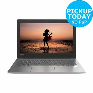 Lenovo IdeaPad 120S 11 Inch Intel 1.1GHz 4GB 32GB Windows Laptop - Grey