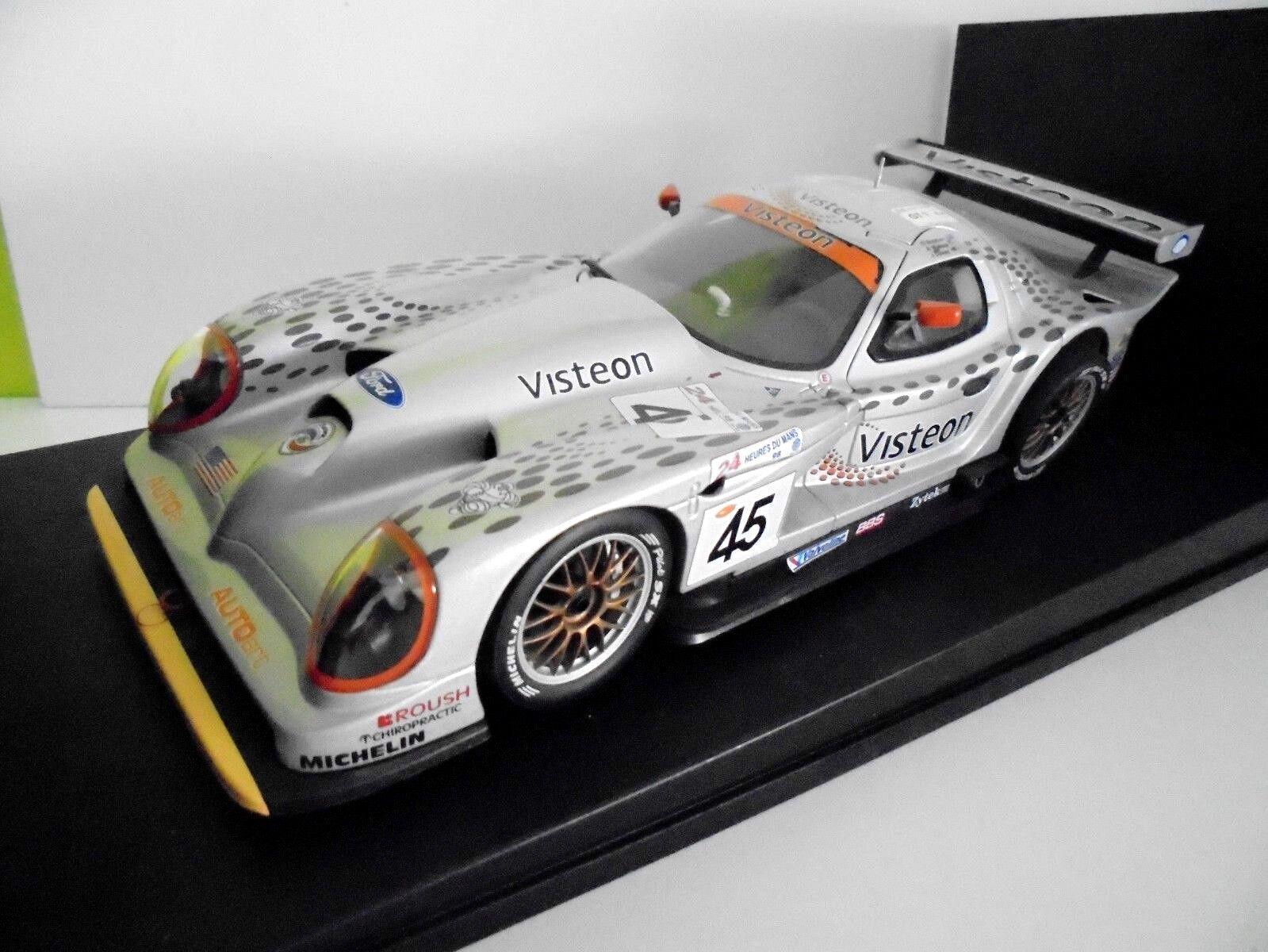 1/18 . PANOZ Esperante GTR-1   24h du Mans    AUTOART