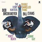 The Ivory Hunters by Bill Evans (Piano)/Bob Brookmeyer (Vinyl, Jul-2012, Wax Time)