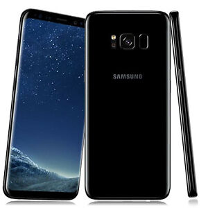 SAMSUNG-GALAXY-S8-4-64-Go-Portable-Telephone-Mobiles-Android-Debloque-Wi-Fi-Noir