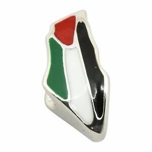 Sterling-Silver-Palestine-Map-Flag-Bracelet-Charm