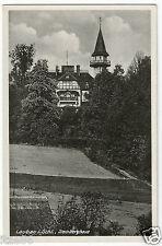 Lauban in Schlesien, Steinberghaus, alte Ansichtskarte um 1930, Lubań