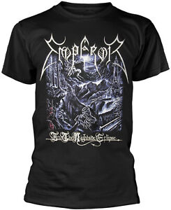 EMPEROR-In-The-Nightside-Eclipse-BLACK-T-SHIRT-OFFICIAL-MERCHANDISE